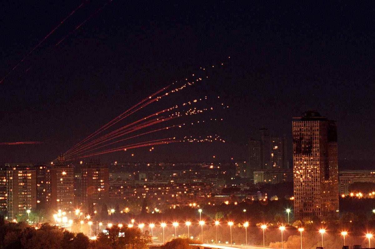 bombardovanje beograda 1999.