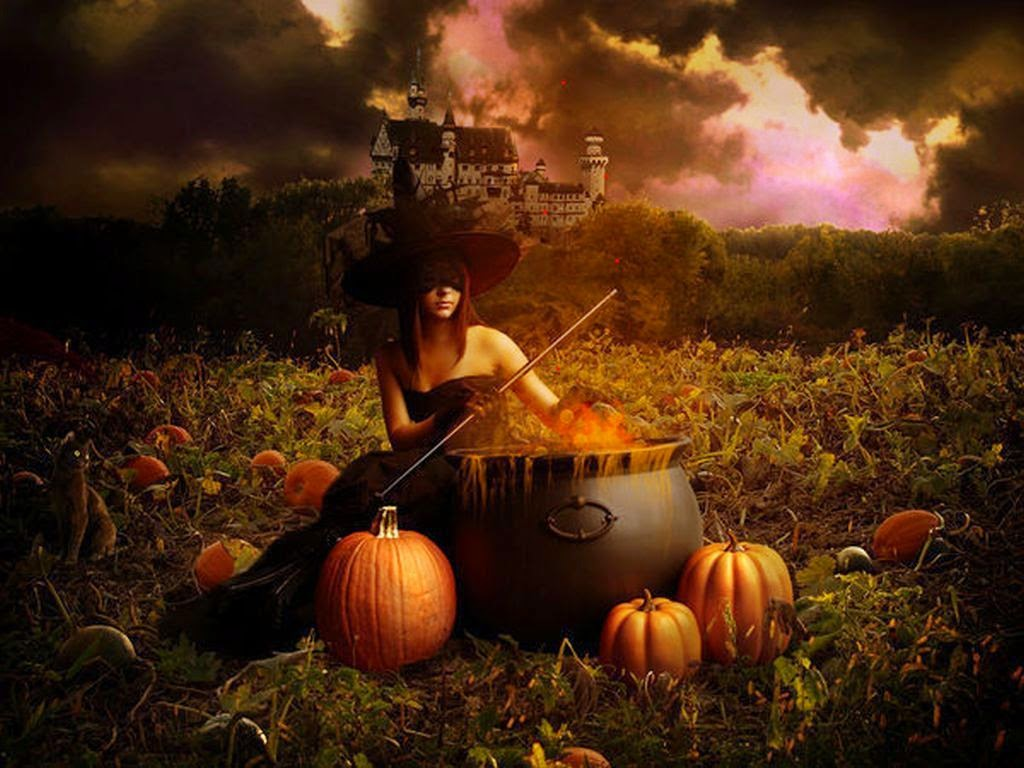 halloween-witch-lovely-woman