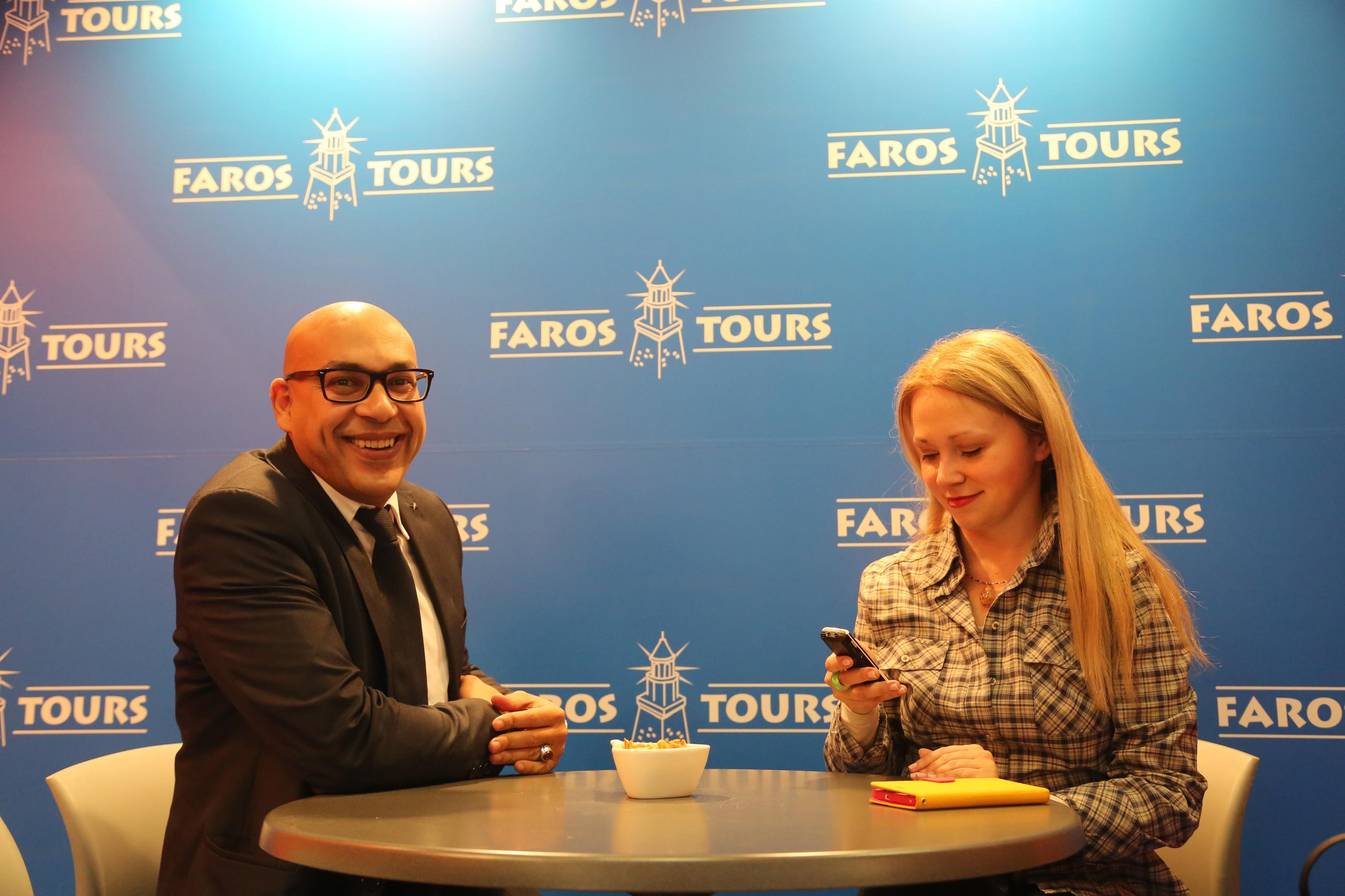 Faros Tours na sajmu 1 028