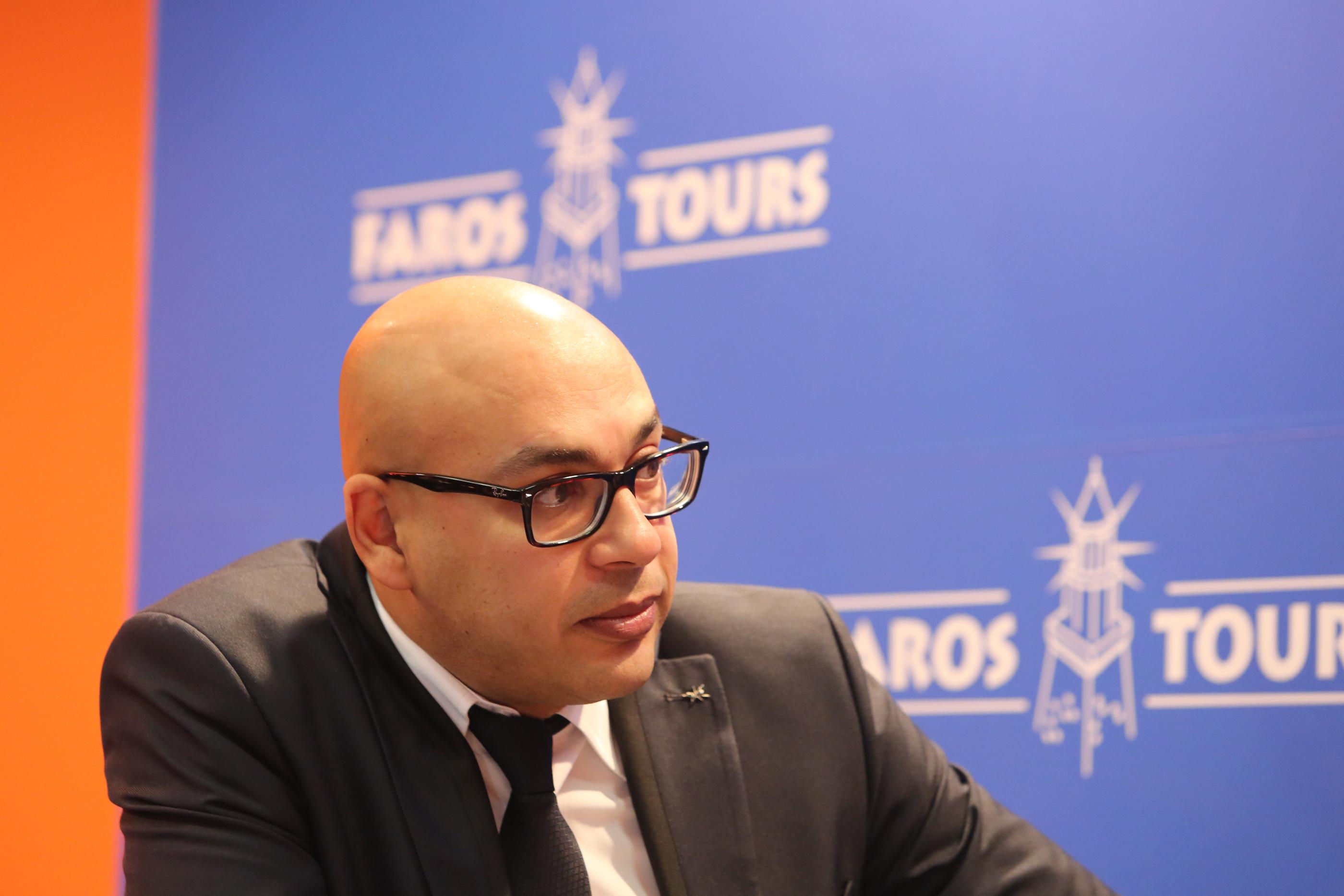 Faros Tours na sajmu 1 029