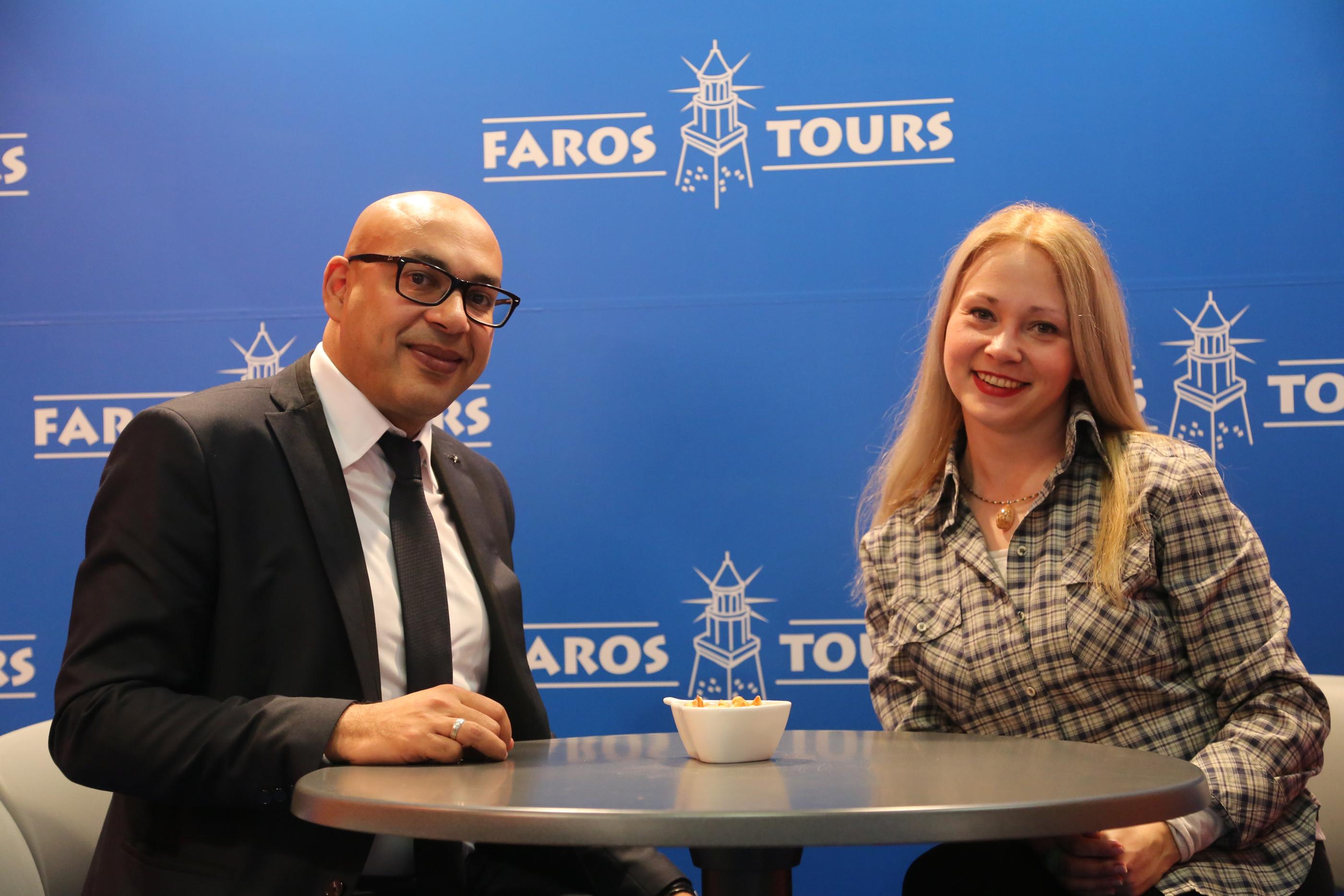 Faros Tours na sajmu 1 033