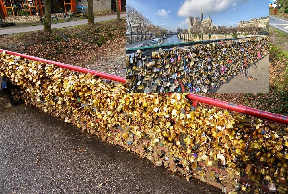 I u Srbiji postoji Most ljubavi: Vrnjačka banja prkosi Parizu