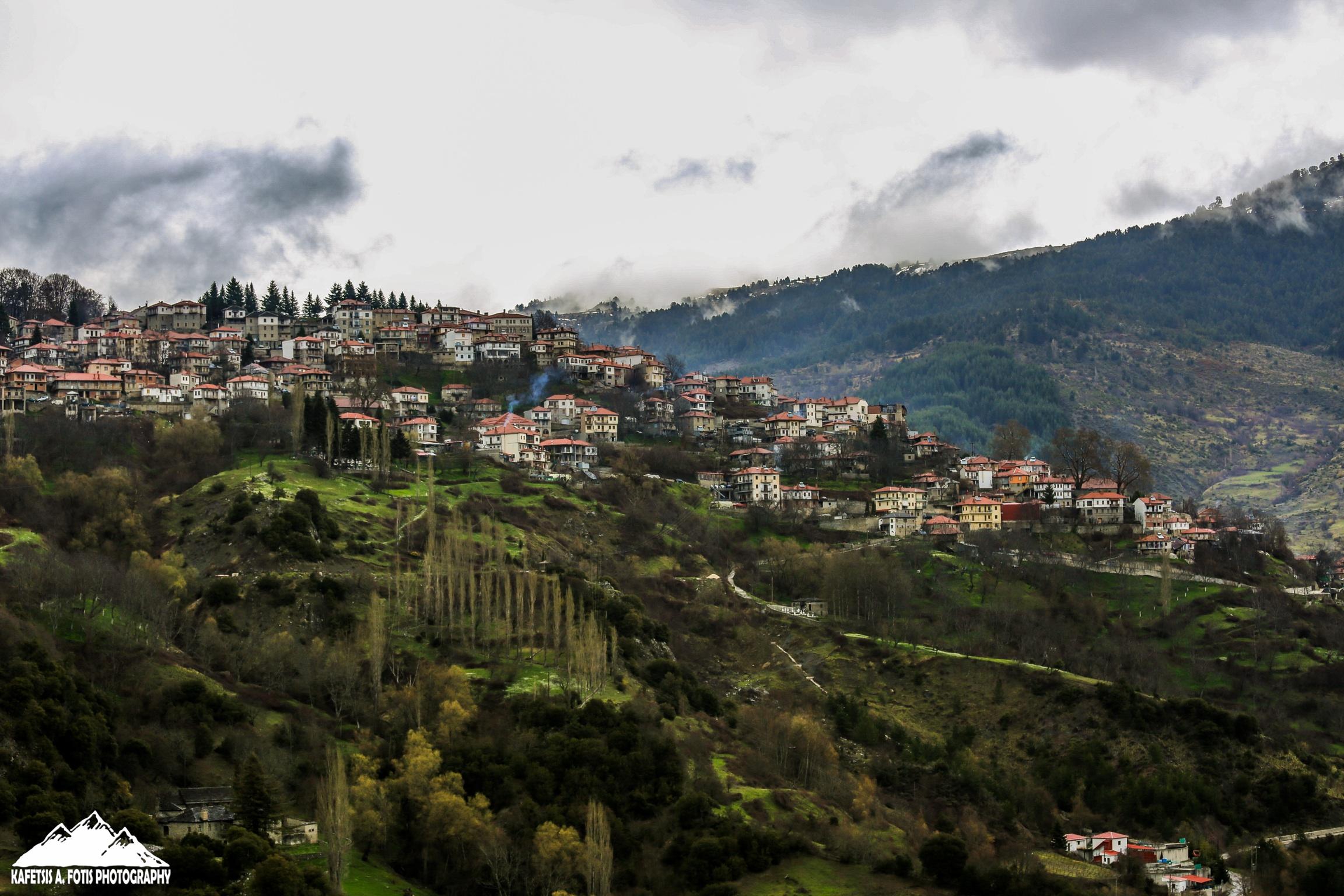Metovo village_Ioannina