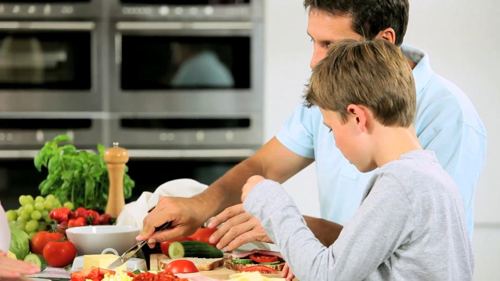 Brzi ručak ili večera za same, samohrane ili usamljene tate :) (RECEPTI)