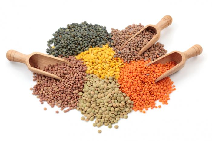 groups-of-lentils