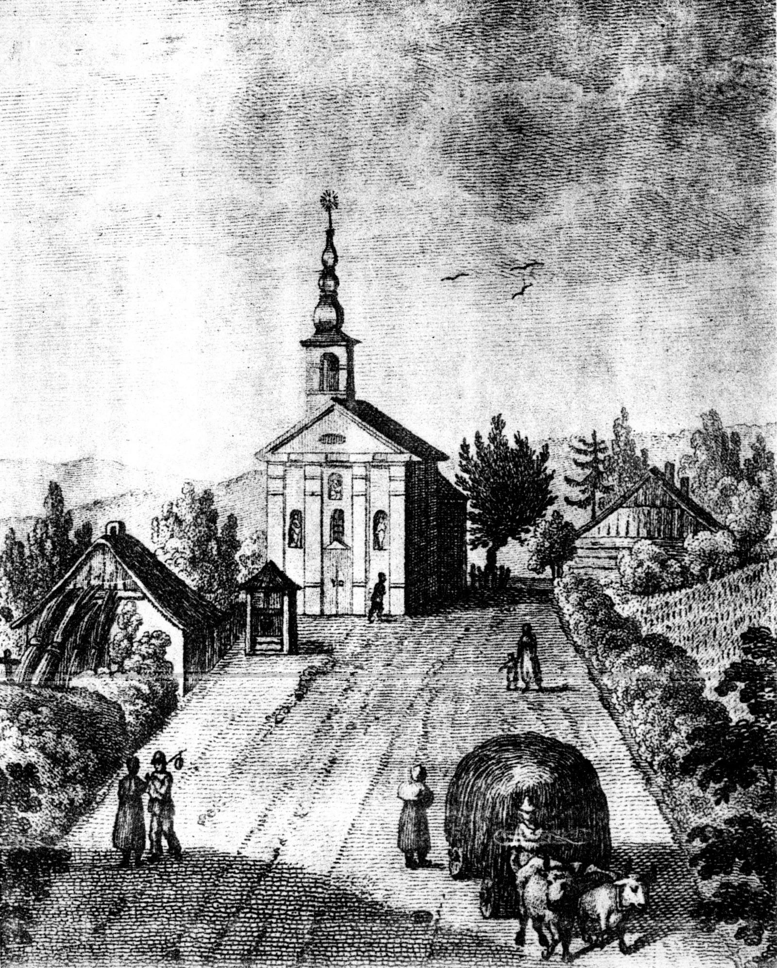 Tekije s kraja 18. veka