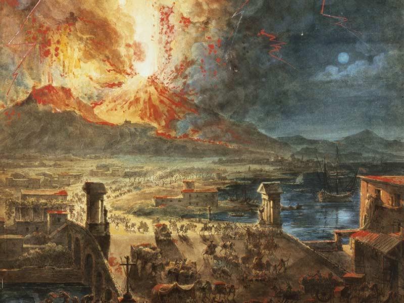 Začarana Pompeja: Sve je stalo u trenutku, sve je postalo kamen