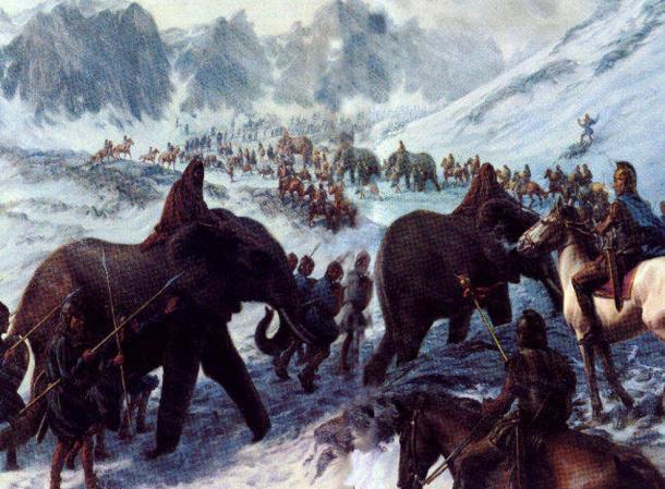 Prelazak preko Alpa