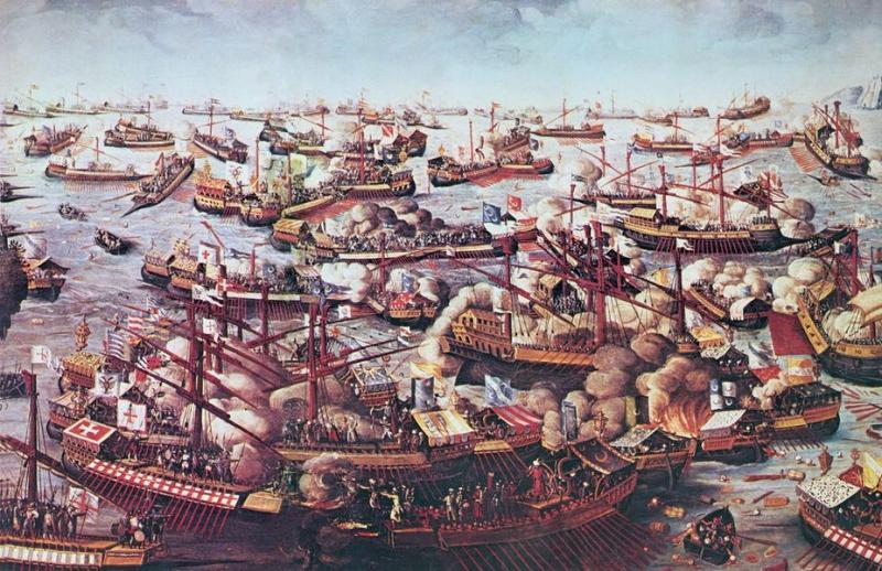 Bitka kod Lepanta: Kako su Servantes, kompas i brodska artiljerija spasili Evropu