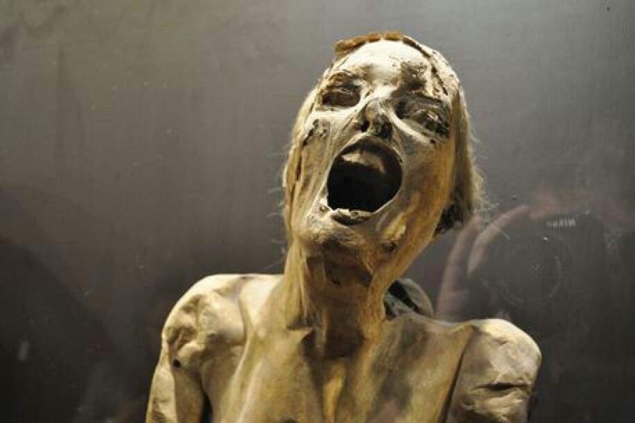 One su svuda oko nas i deluju jezivo: Da li se plašite mumija?