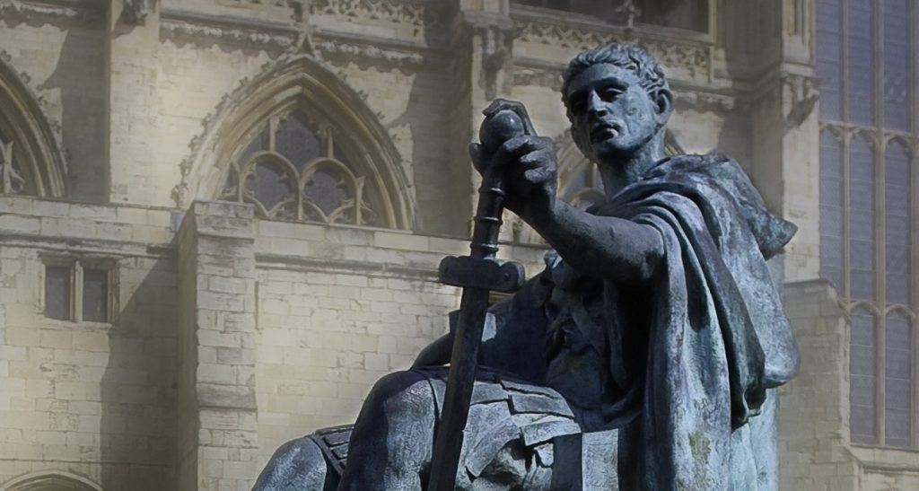 Prvi hrišćanin ili samo proračunati paganin: Burni život Nišlije Konstantina Velikog