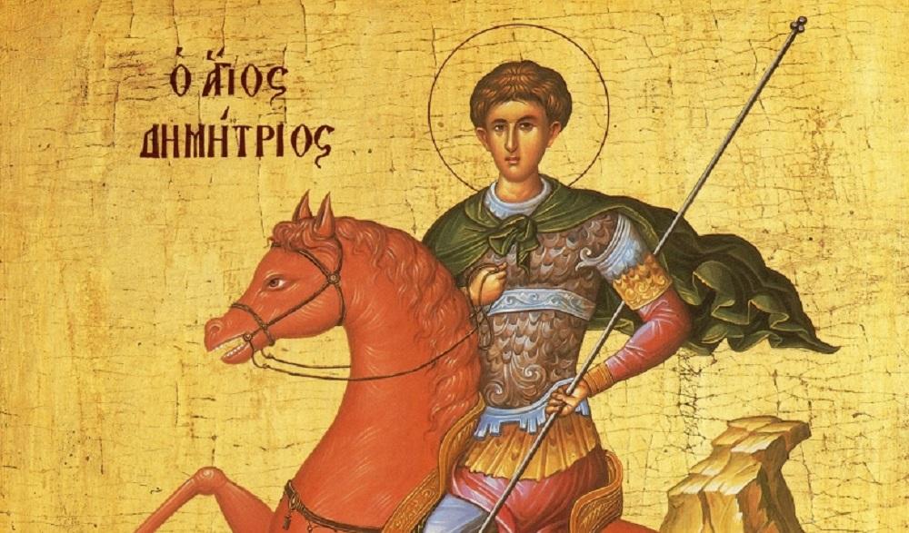 Ratnik koji štiti bolesne i nemirne: Sveti Dimitrije donosi zimu i čuva Solun