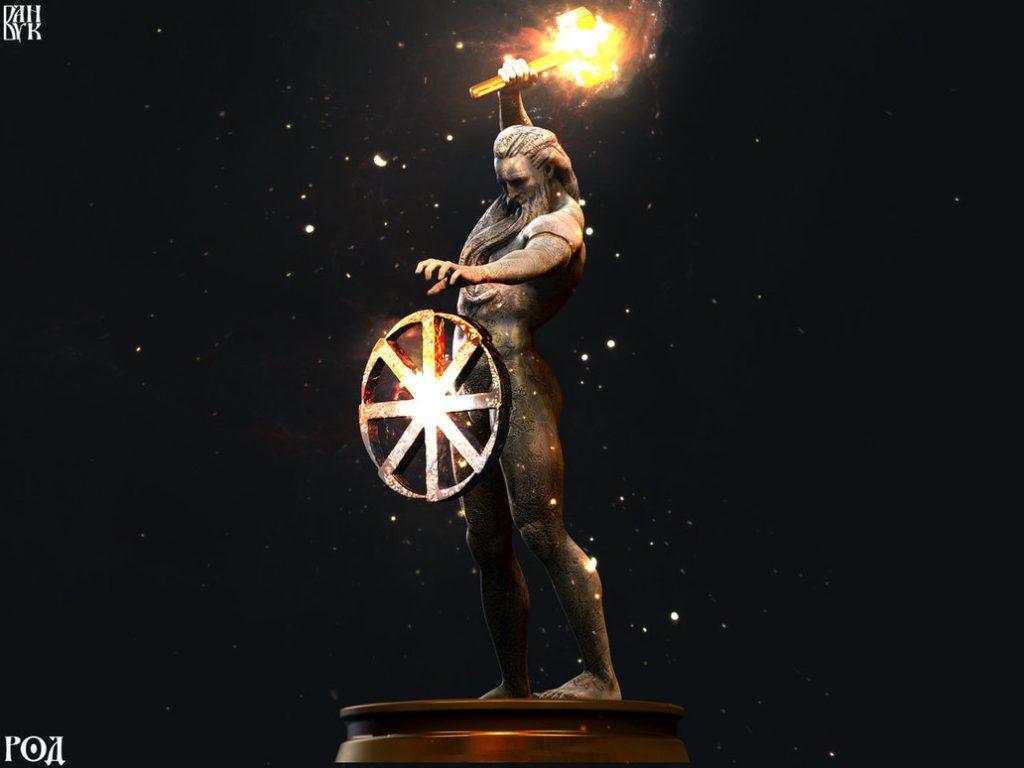 Njegova vatra je pomogla Suncu da ojača: Savrog je zaštitnik vaseljene, ognjišta, braka i kovača