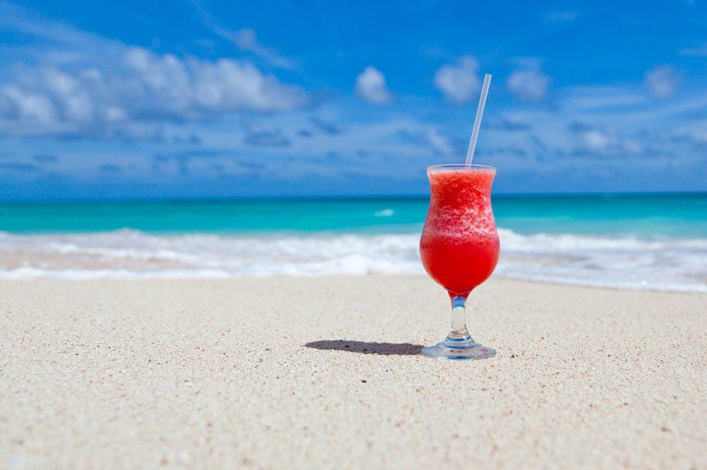 Telo ište osveženje: Pića za boravak na plaži
