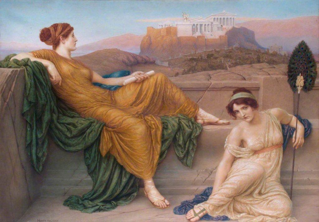 """Lepa i pametna """"psećooka drolja"""": Aspasija – žena koja je stvorila Sokrata, postala i ostala večita Periklova požuda"""