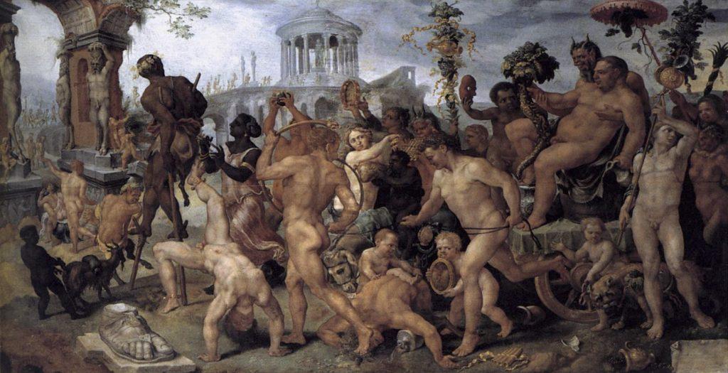U krevetu sa Rimljanima: Seks bez granica sa ženama, robovima, muškarcima, silovanja i orgije (VIDEO)